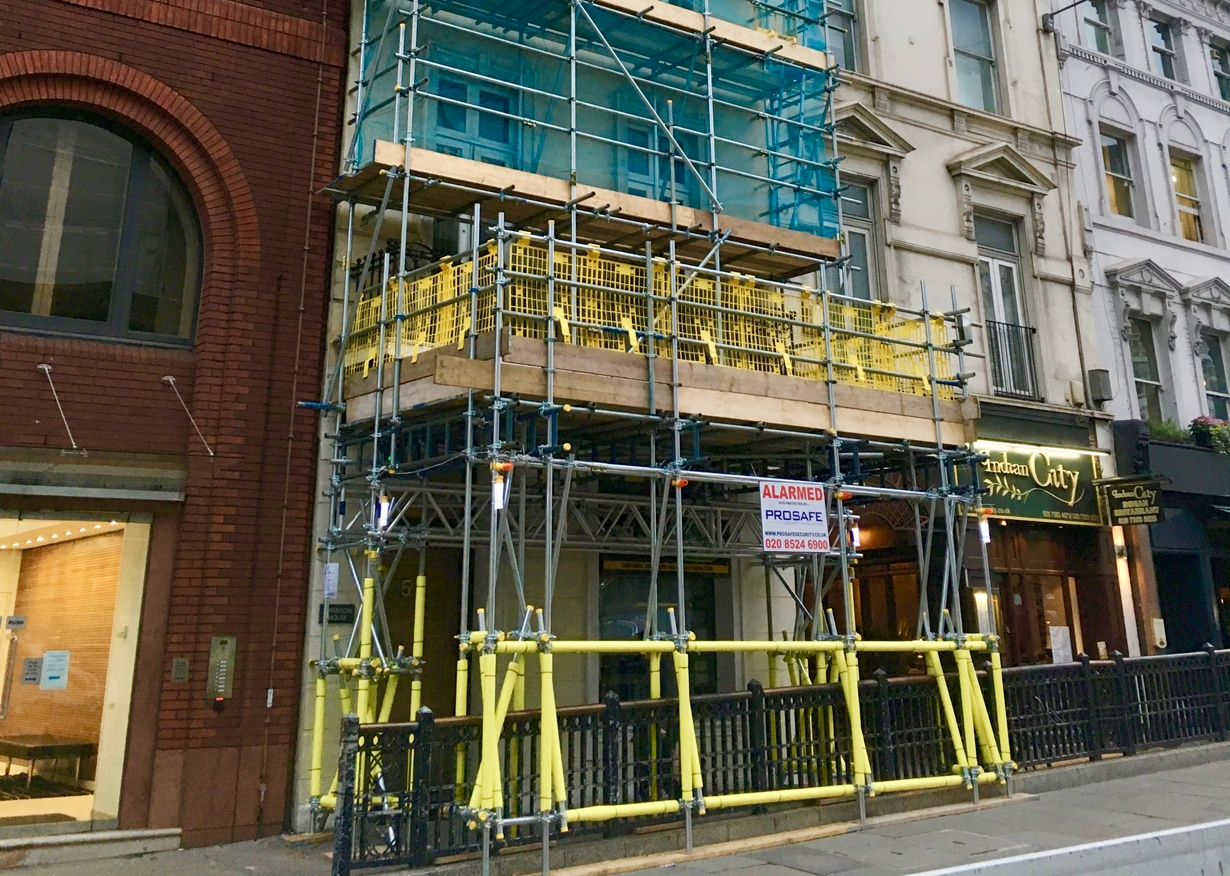 medway scaffolding solutions, kent